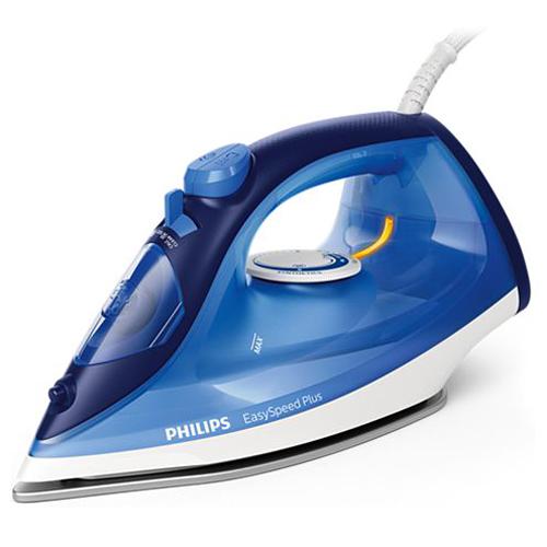 PHILIPS 蒸氣電熨斗 GC2145 淺藍色