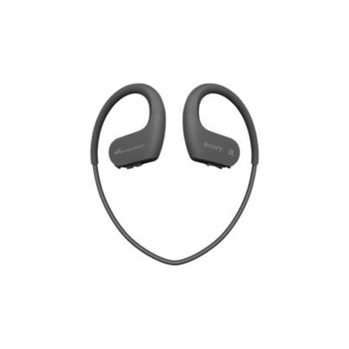 SONY 防水藍牙掛耳式MP3 4GB 炭黑 NW-WS623/BME