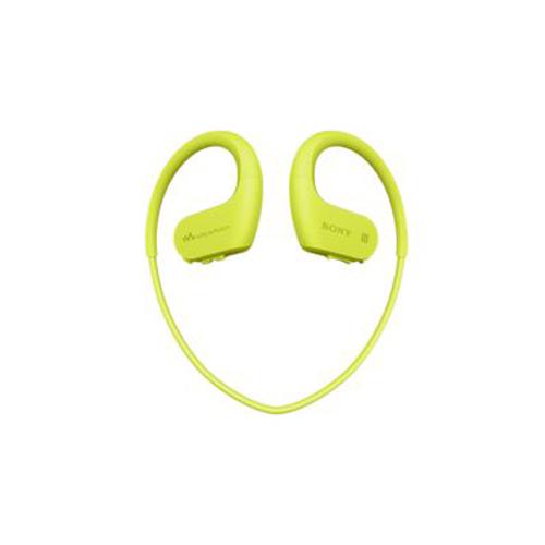 SONY 防水藍牙掛耳式MP3 4GB 青綠 NW-WS623/GME