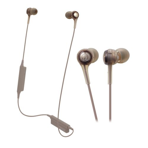 audio-tech Bluetooth In-Ear Earphones 米黃 ATH-CK200BT BG