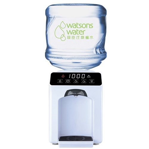 WATSONS Wats-Touch mini白/溫熱水機 送18張水券/需訂貨