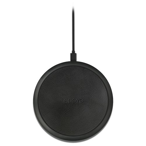 Odoyo Wireless Charging Pad-Black 黑色
