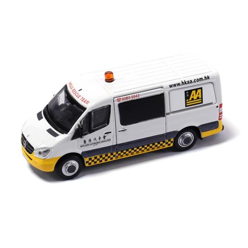 Tiny微影 平治Sprinter-132香港汽車會 [1:43]