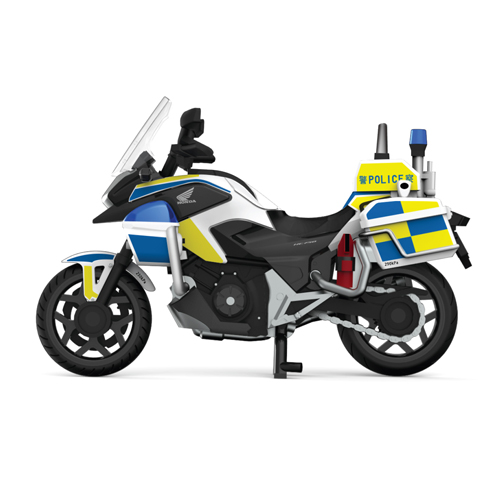 Tiny微影 86 本田NC750P 警察電單車 [1:43]