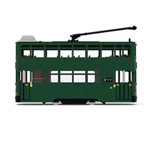 Tiny微影 32 香港電車 [1:120]