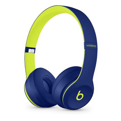 Beats Solo3 Wireless On-Ear Heaphones Pop Indigo