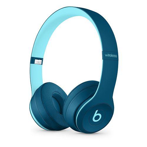 Beats Solo3 Wireless On-Ear Heaphones Pop Blue
