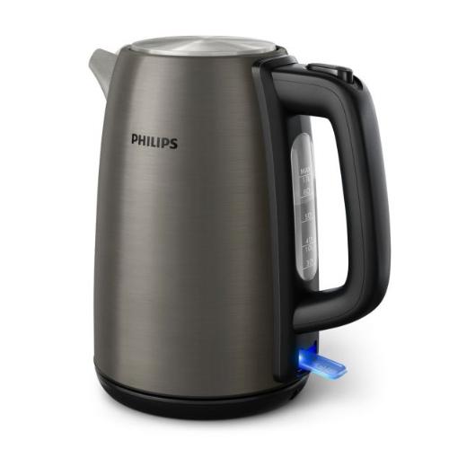 PHILIPS 1.7L不鏽鋼電熱水壺 HD9352
