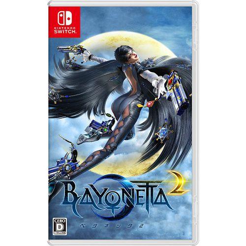 Nintendo BAYONETTA 2 魔女驚天錄2 [日英版]