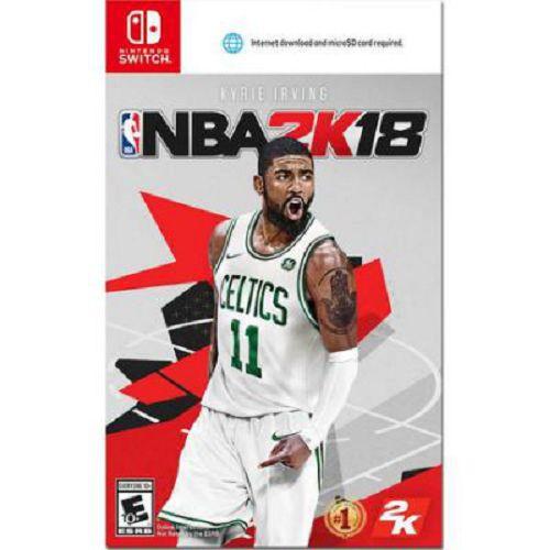 Nintendo NBA 2K18 [中/日/英文合版]