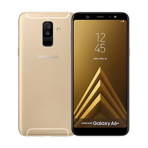 SAMSUNG GALAXY A6+ 64GB+4GB 金色 A6050