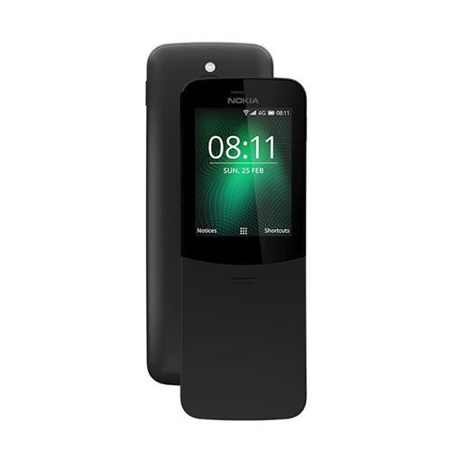 Nokia Nokia 8110 4G Black