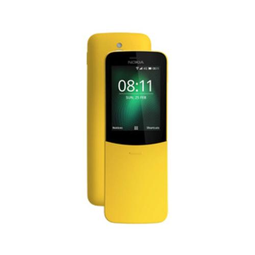 Nokia Nokia 8110 4G Yellow