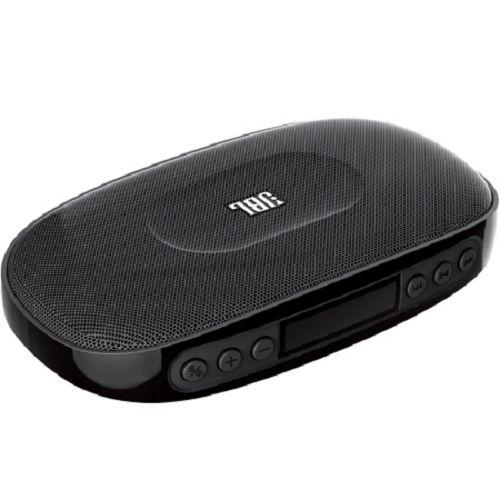 JBL 便攜藍牙喇叭 [支援TF卡/USB音樂播放+電台] SD-18 Black