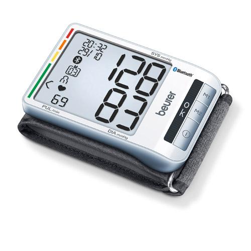 BEURER 手腕式電子血壓心跳計 BC85BT