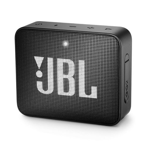 JBL Go 2 Bluetooth Speaker Black