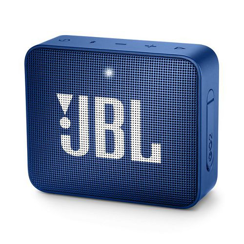 JBL Go 2 Bluetooth Speaker Blue