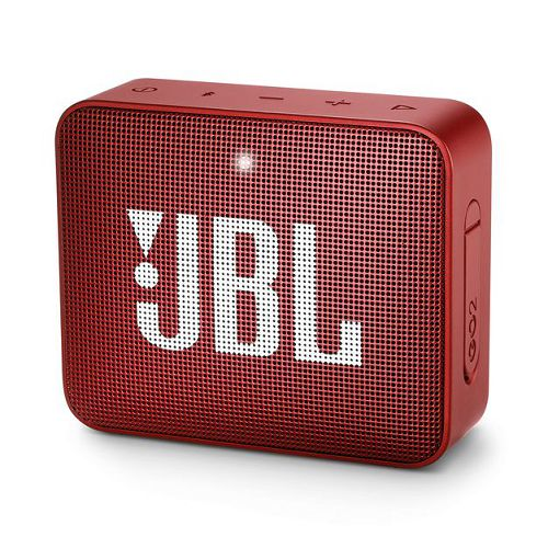JBL Go 2 Bluetooth Speaker Red