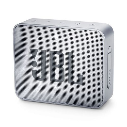 JBL Go 2 Bluetooth Speaker Gray