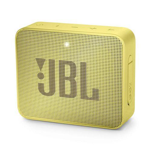 JBL Go 2 Bluetooth Speaker Yellow