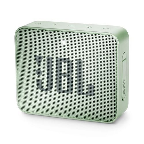 JBL Go 2 Bluetooth Speaker Mint