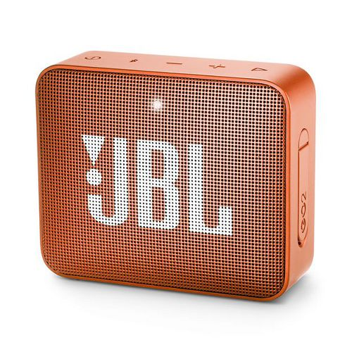 JBL Go 2 Bluetooth Speaker Orange