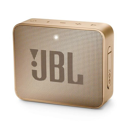 JBL Go 2 Bluetooth Speaker Cinnamon