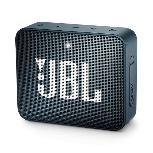 JBL Go 2 Bluetooth Speaker Cyan