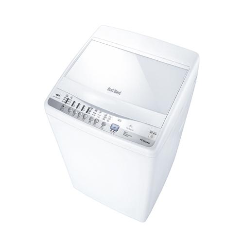 HITACHI 8KG洗衣機 NW80CSP-W白色