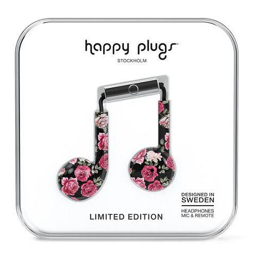 HappyPlugs Earbud Plus Vintage Roses