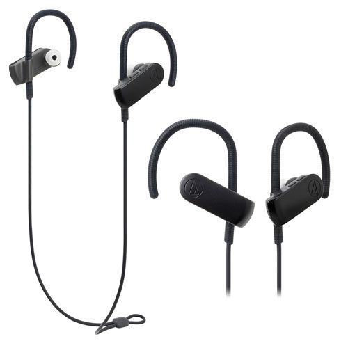 audio-tech Bluetooth Sport In-earphones 黑 ATH-SPORT50BT BK