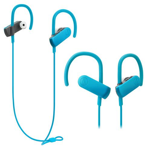 audio-tech Bluetooth Sport In-earphones 藍 ATH-SPORT50BT BL