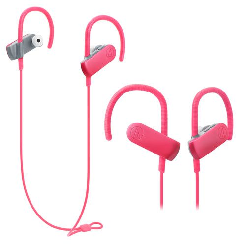 audio-tech Bluetooth Sport In-earphones 粉紅 ATH-SPORT50BT PK
