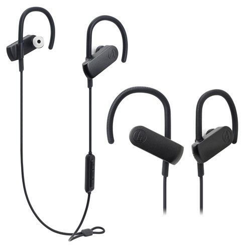 audio-tech Bluetooth Sport In-earphones 黑 ATH-SPORT70BT BK