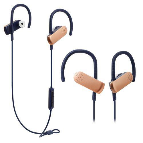 audio-tech Bluetooth Sport In-earphones 紅灰 ATH-SPORT70BT RG