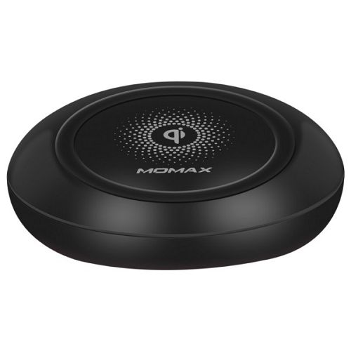 MOMAX Q.Dock無線充電座[5V/2A 10W] 黑