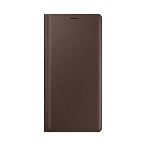 Samsung NOTE9 皮革翻頁式皮套 Brown