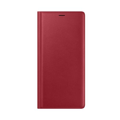 Samsung NOTE9 皮革翻頁式皮套 Red