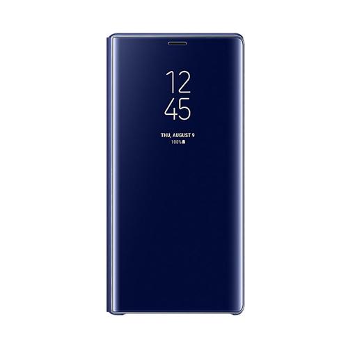 Samsung NOTE9全透視感應皮套  Blue