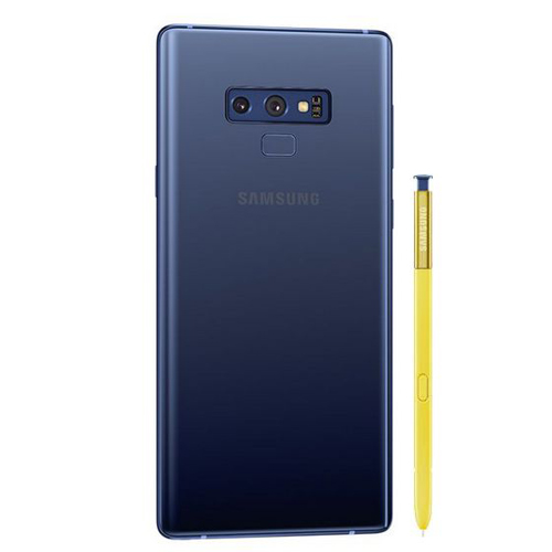 SAMSUNG [D]GALAXY NOTE9 8GB,512GB N9600 Blue