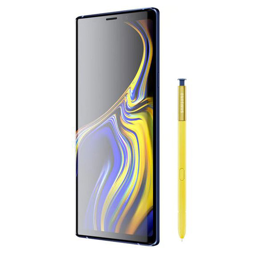 SAMSUNG GALAXY NOTE9 8GB,512GB N9600 Blue