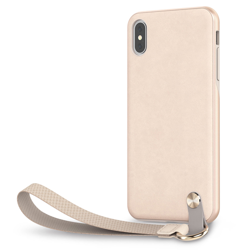 moshi Altra for iPhone XS Max Beige