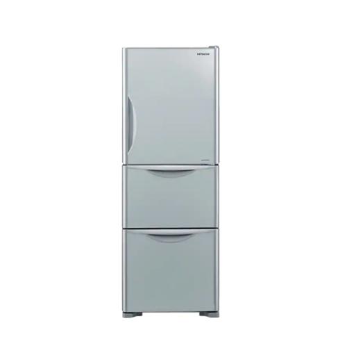 HITACHI [9]228L三門雪櫃 RSG28GPH/GS-銀玻璃