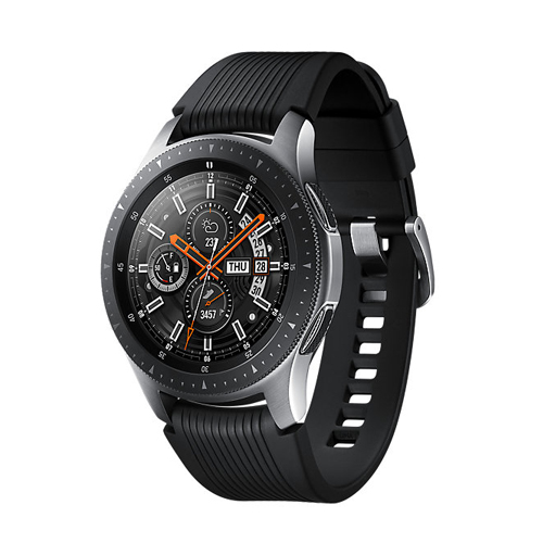 SAMSUNG GALAXY Watch  銀色