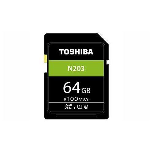 Toshiba Exceria SD 64GB UHS1-R100