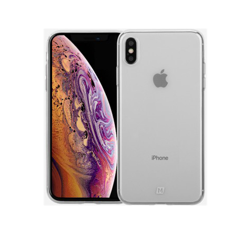 MOMAX [i]iPhone XS/X Yolk Case 軟殼[全透明]