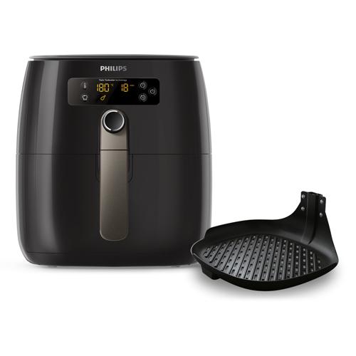 PHILIPS [9]健康空氣炸鍋-黑 HD9743-跟HD9925