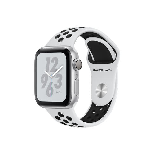 APPLE Watch Nike+ S4 GPS 40mm Silver/Platinum
