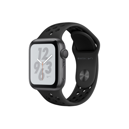 APPLE Watch Nike+ S4 GPS 40mm Space Grey/Black Sport