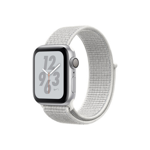 APPLE Watch Nike+ S4 GPS 40mm Silver/White